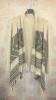 Cardigan de dama cu franjuri in colturi