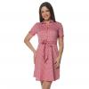Camasa stil rochie cu carouri