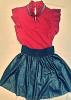 Bluza dama eleganta cu guler inalt