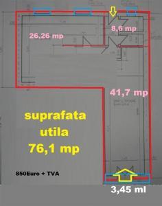 Inchiriere Spatii comerciale Ultracentral Ploiesti GLX50029