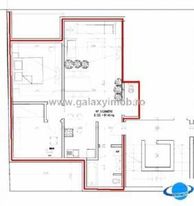 Floreasca vanzare apartament 2 camere