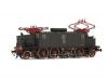 Locomotiva electrica e 432, black edition, rivarossi