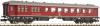 Vagon restaurant DB N, Fleischmann 863301