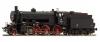 Locomotiva cu aburi sound, roco 72127