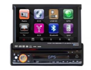 Dvd player tv auto