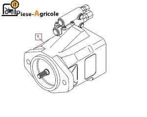 Pompa Hidraulica 25 Cm³ John Deere AL161041, AL82777, PG200864, AL79172
