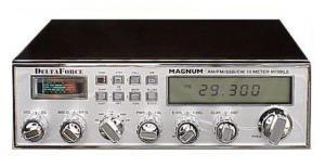 Statie Radio Magnum Delta Force de putere 30 watt