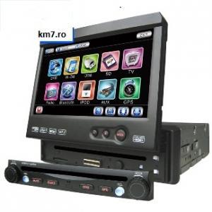 DVD Player Auto cu Bluetooth TV si Navigatie Full Europe Q.9506