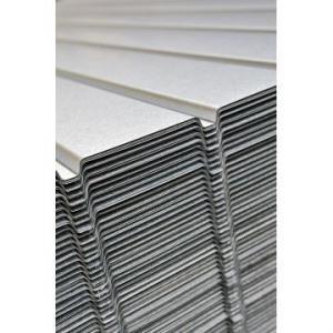 Tabla pentru acoperis zincata cutata