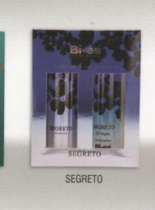 BI-ES, caseta cadou Segreto
