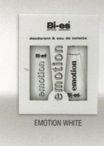 BI-ES, caseta cadou Emotion White