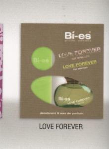 BI-ES, caseta cadou Love Forever
