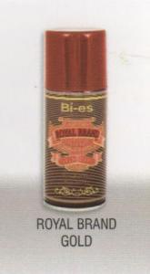 BI-ES, deodorant Royal Brand Gold