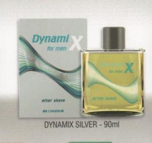 BI-ES, after shave Dinamix Silver