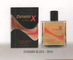 BI-ES, apa de toaleta Dinamix Black