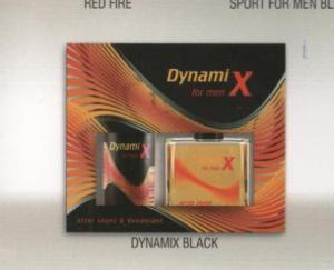 BI-ES, caseta cadou Dinamix Black