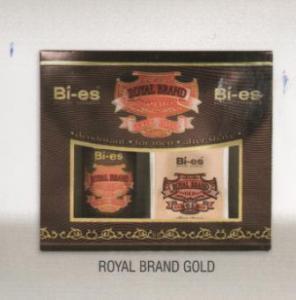 BI-ES, caseta cadou Royal Brand Gold
