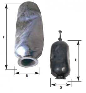 Membrana hidrofor