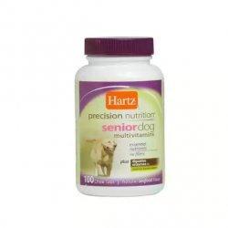 Hartz Precision Nutrition multivitamine pentru cainii in varsta