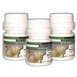 ROMBENDAZOL F antiparazitar pentru pasari
