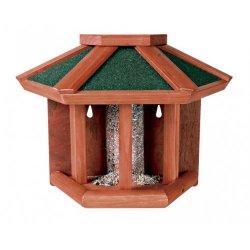 Hranitoare externa din lemn Trixie 5574