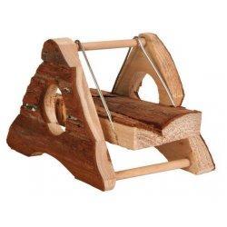 Jucarie leagan din lemn Trixie 6087