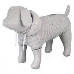 Pulover pentru caini Trixie Prince, gri