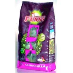 Benelux Funny hrana premium pentru chinchilla 1 kg