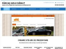 Creare site uri de prezentare