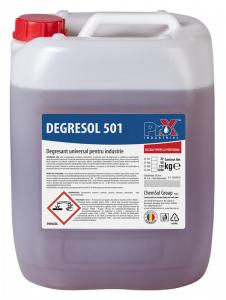 Degresant universal industrial DEGRESOL 501 bidon 11kg
