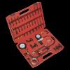 Kit pentru verificare presiune la motoare diesel si benzina