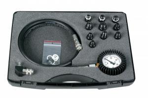 Tester presiune ulei motor auto cu set conectori
