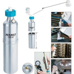 Dispersor manual (aluminiu; umplut cu aer comprimat prin supapa, reutilizabil)