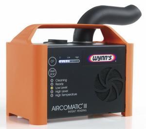 Aparat ultrasunete Generator ozon dezinfectare igienizare habitaclu masinii include set 12 bucati solutie AIRCO-CLEAN si AIR PuRIFIER WYNN'S