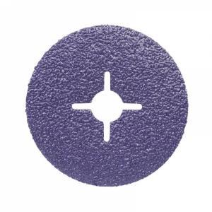 Disc de fibra 3M Cubitron II, 125mmx22mm (5 discuri / cutie)