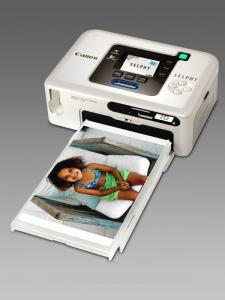Imprimanta canon selphy