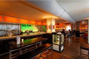 Ventilatie restaurant