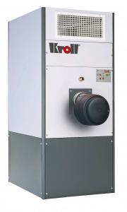 Incalzire generator aer cald