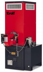 Generator de aer cald motorina