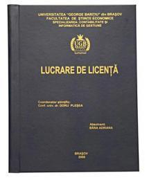 Indosariere lucrari de diploma