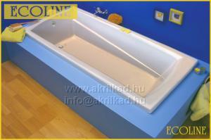 Cazi de baie acrilice