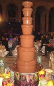Fantani cu ciocolata