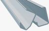 Armatura zincata pentru profile pvc