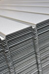 Tabla zincata si tabla cutata