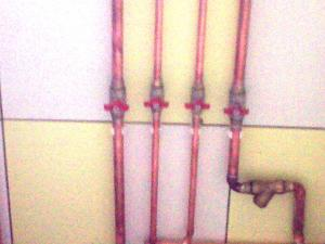 Senzor gaze centrale termice