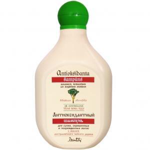 Sampon antioxidant pentru par uscat,vopsit si deteriorat