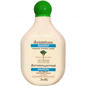 Sampon antioxidant pentru par gras vopsit