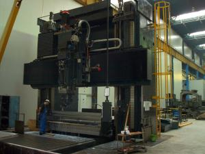 PORTAL MILLING MACHINE TYPE FLP-3100 CNC