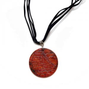Amuleta feng shui din jad