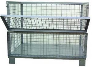 Container depozitare zincat